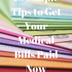 Simple tips to get your insurance bills paid now