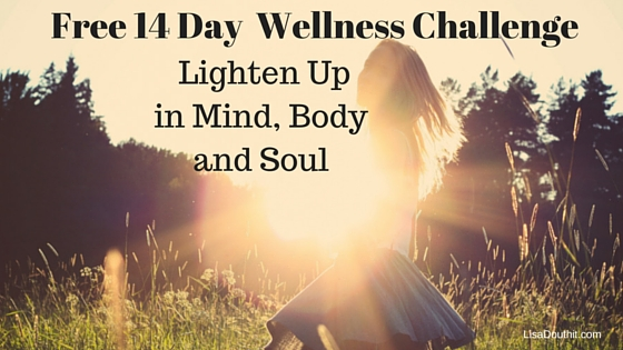 free 14 day wellness challenge