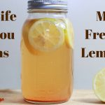when life gives you lemons, work through the roadblocks