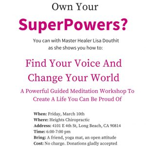 manifestation workshop